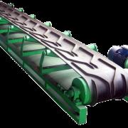 Ленточный конвейер серии ЛТ-Chevron